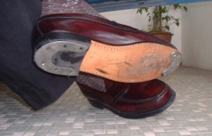 Mens Shoes With Segs